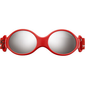 Julbo Loop S Spectron 4 Sonnenbrille Kinder red/grey